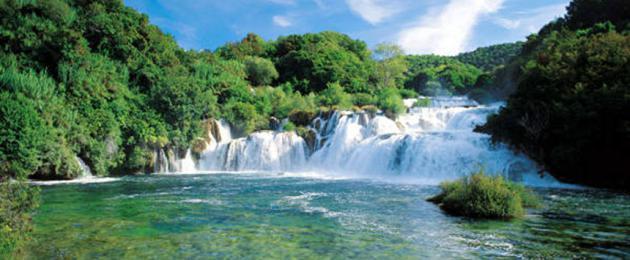 Plitvička jezera - Krk - Rijeka (4 dana)