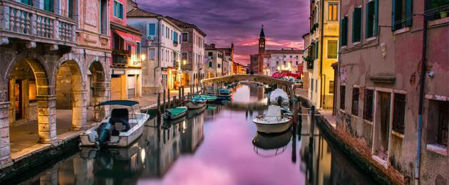 Rimini - San Marino - (Asiz) - (Venecija) - (Firenca)